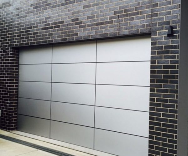 Types of automatic garage doors